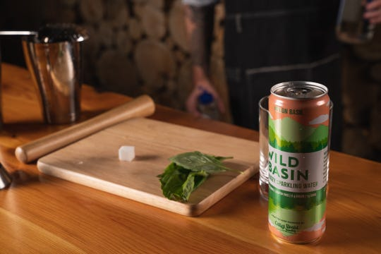 Wild Basin is Oskar Blues' new line of hard seltzer drinks.