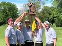 Marshall golfers win regional title, going back to MHSAA state finals