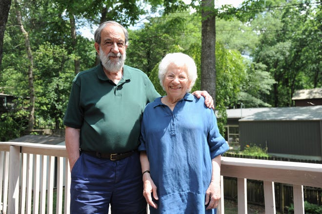 David Kherdian and Nonny Hogrogian have published more than 150 books between them. On June 6, the couple will hold a reading at the library in their new hometown of Black Mountain.