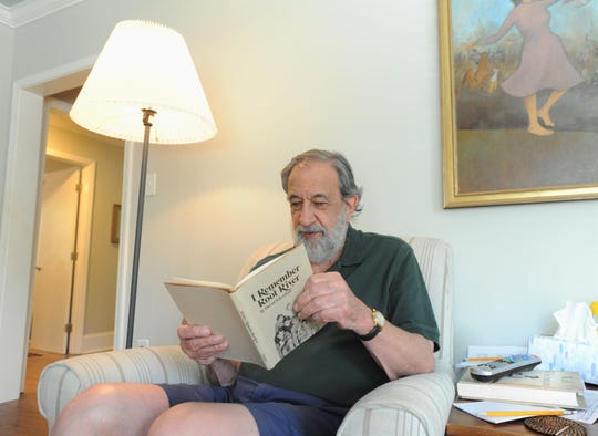 Award-winning writer David Kherdian will share his work on June 6 at the Black Mountain-Tyson Library, where he will be joined by his wife Nonny Hogrogian.