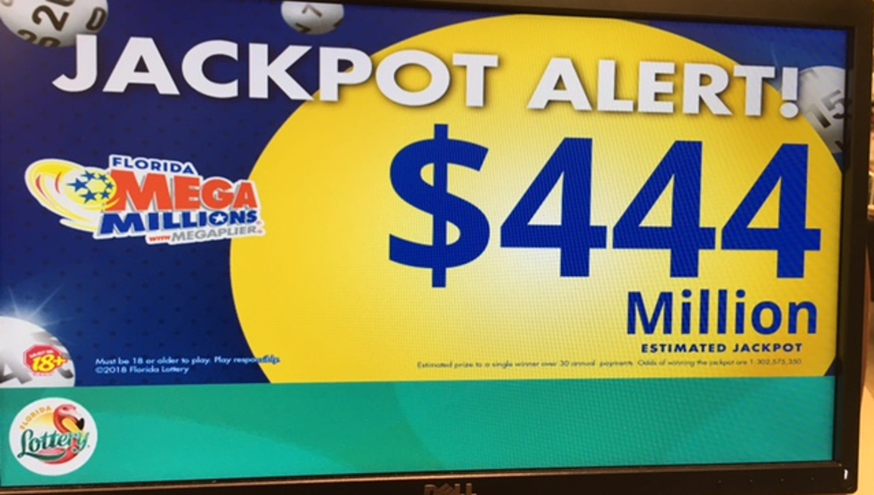 Check your tickets: Powerball has a winner, Mega Millions