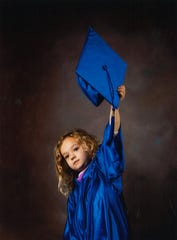 Isabella Walters celebrated her VPK graduation on May 30, 2019.