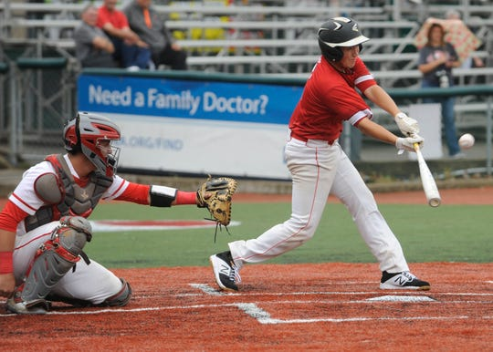 Minford baseball defeated Westfall 7-2 Thursday night in a Division III regional semifinals at the VA Memorial Stadium in Chillicothe, Ohio, on May 30, 2019.