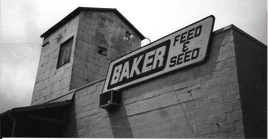 Baker Feed & Seed had a second store in Goshen, Ohio, for about 20 years.