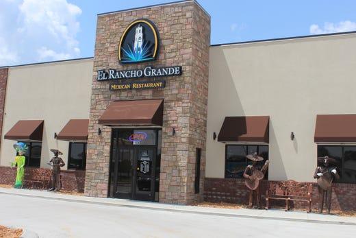 El Rancho Grande Mexican Restaurant Opens Doors Off Exit 11