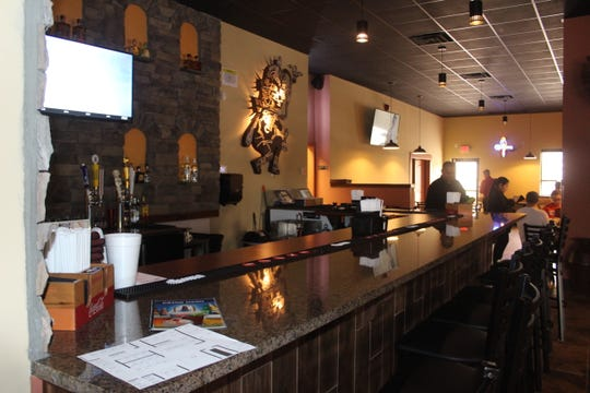 El Rancho Grande, a new Mexican restaurant off Exit 11 in Sango, is now open for business.