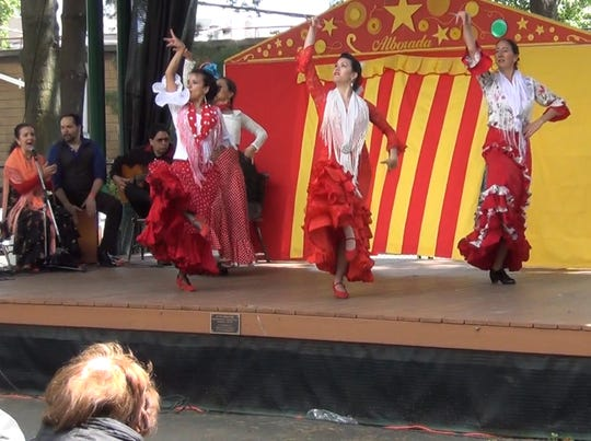 Alborada Spanish Dance Theatre's 7th Annual Feria de Sevilla will be presented from 2:30 to 6 p.m. on Sunday, June 9, at Parker Press Park, Woodbridge.