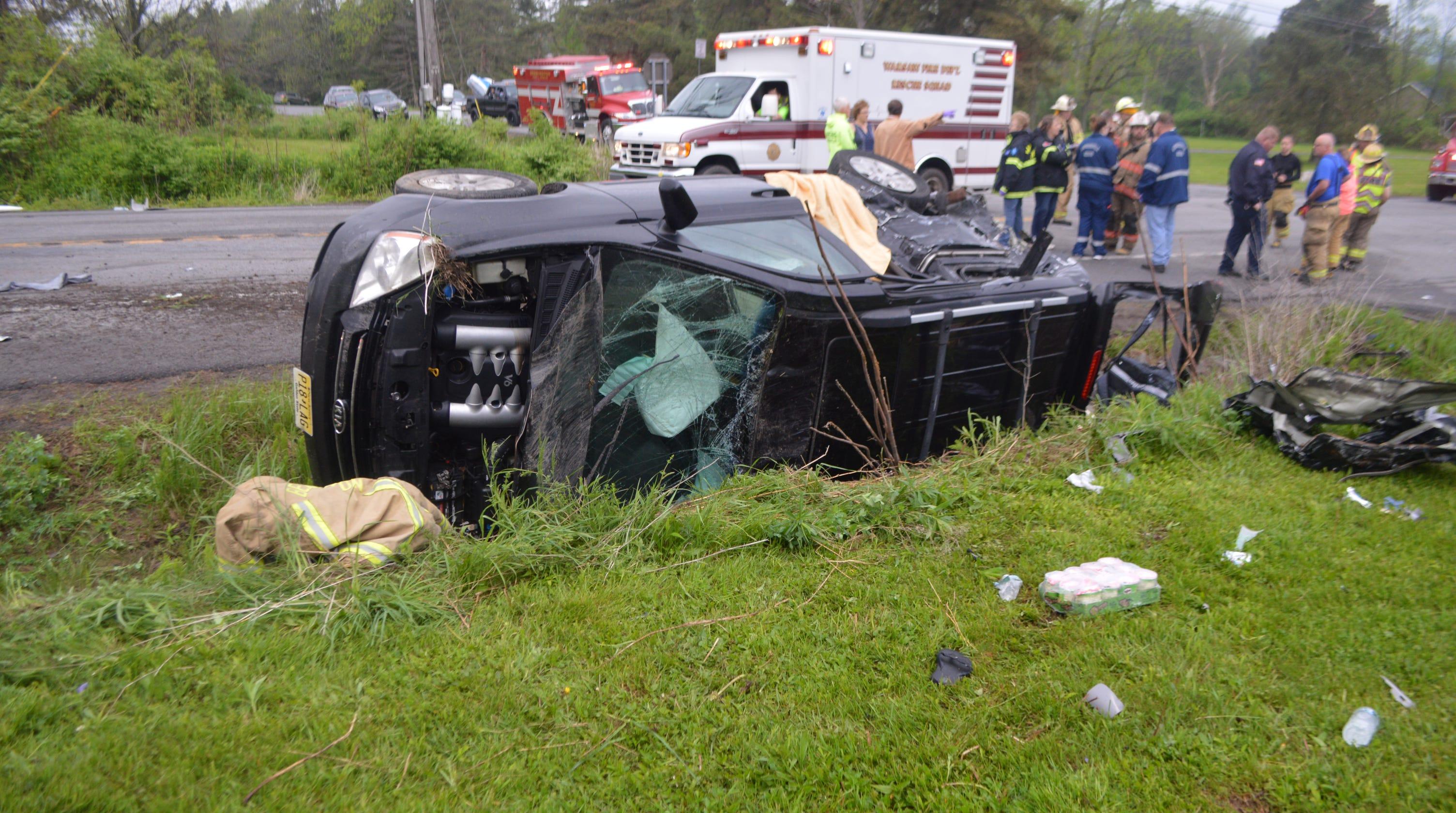 Perth Amboy girl remains critical following New York car crash