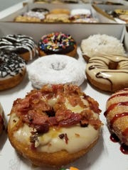 Duck Donuts has two Central Jersey locations, one in Green Brook and one in Clark.