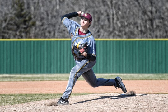Indian Hills pitcher Wyatt Wendell is following in his dad Turk's famous footsteps.