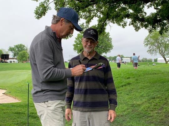 Whether for his analyst voice or his affable approach to fans, Golf Channel personality Brandel Chamblee has attracted a sizable following on-air and on social media.