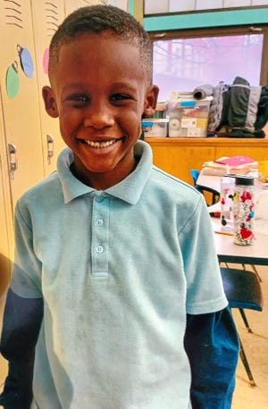 Marcus Pruitt, 5, was reported missing in Detroit Thursday night, May 30, 2019. Marcus was reported missing after his mother went to check on him. Marcus was found Friday afternoon sitting on a porch near Stahelin Avenue and Seven Mile Road.