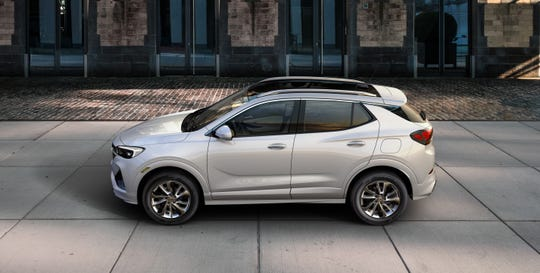 GM to bring back Chevy Trailblazer as small SUV, add Buick Encore GX