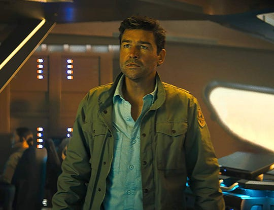 Kyle Chandler in Godzilla: King of the Monsters.