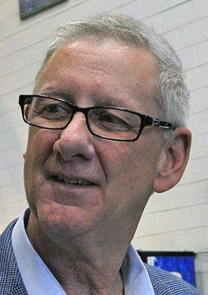 Rep. Paul Mitchell, R-Dryden