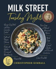 """Milk Street: Tuesday Nights,"" by Christopher Kimball. (Little, Brown and Co./TNS)"