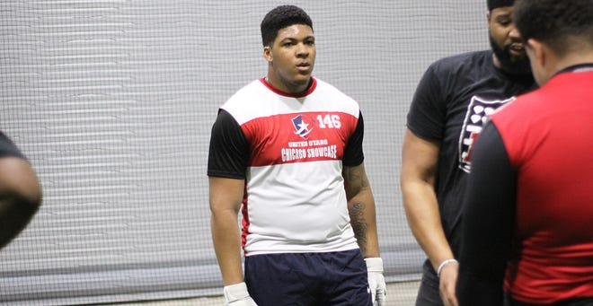 Michigan State recently offered Chicago Curie lineman Kevo Wesley, and have expressed interest in him on both sides of the ball.