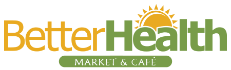 Better Health Store Logo