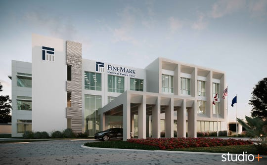 FInemark headquarters rendering