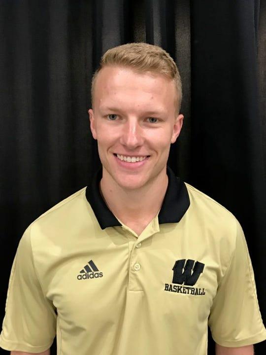 Garrett Winegar is Warren Central's new boys basketball head coach.