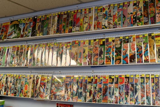 Pop-Culture offers a wide selection of Gold, Silver, and Bronze Age comics. Golden age comics were printed before or during World War II, so many of them have been lost to time.