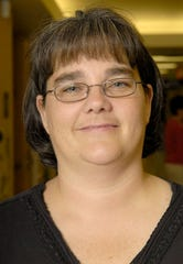 Lafayette schools teacher Amy L. Martin, pictured in this 2009 file photo, was convicted of forgery on May 14. Her sentencing was continued Friday to July 10.