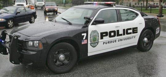 Purdue police investigated a report of an armed robbery at State Street and McCormick Road early Friday.