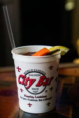 The City Bar in Maurice's Cajun Bloody Mary has been named the Best Bloody Mary in Acadiana in the Times of Acadiana's Best Of Acadiana 2019.