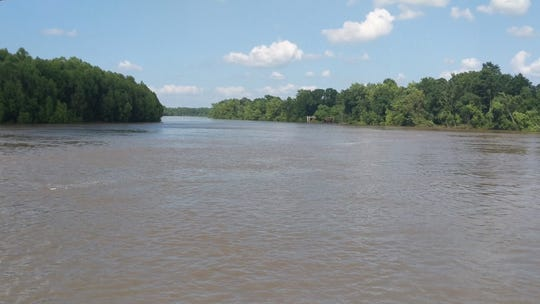 The Atchafalaya River at Butte La Rose has hovered around its minor flood stage of 20 feet throughout the past week and has been within 2 feet of flood stage in the small community since the start of March. The opening of the Morganza Spillway set for Thursday threatens to raise water levels even higher, which could affect residents living near its shores.