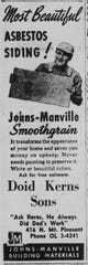 This ad ran in the June 3, 1957 Lancaster Eagle-Gazette.