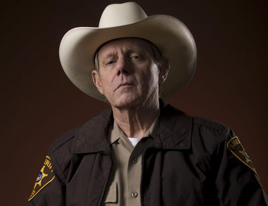 "William Sanderson was Sheriff Bud Dearborne on the HBO vampire series ""True Blood."""