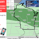 Severe thunderstorms possible across much of Wisconsin on Friday
