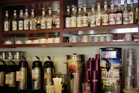 International Delights, 1245 El Paseo Rd., serves a variety of different coffees from around the world.