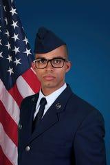 Airman 1st Class Noah C. Wilde.