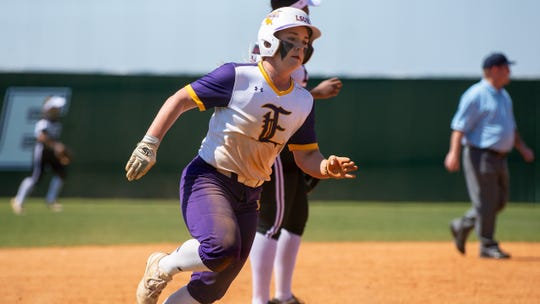 Madison Monson, LSUE softball
