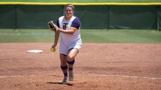 Jensen Howell, LSUE softball