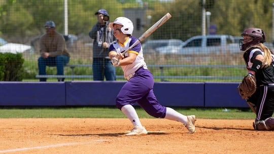 Hannah Smith, LSUE softball