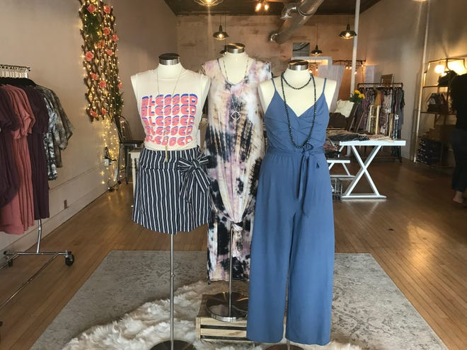 Olive & Rose Boutique opened in downtown Oshkosh at 415 N. Main St. to bring stylish and affordable clothing to the area.