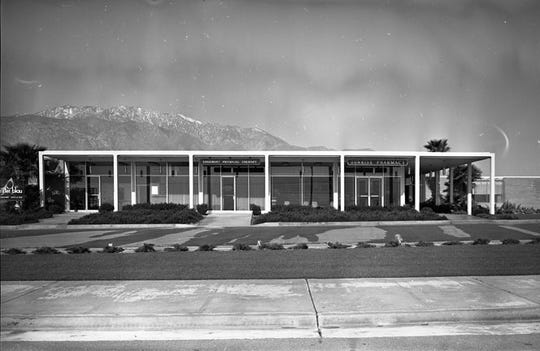 Palm Springs Medical Clinic at 1695 North Sunrise Way.