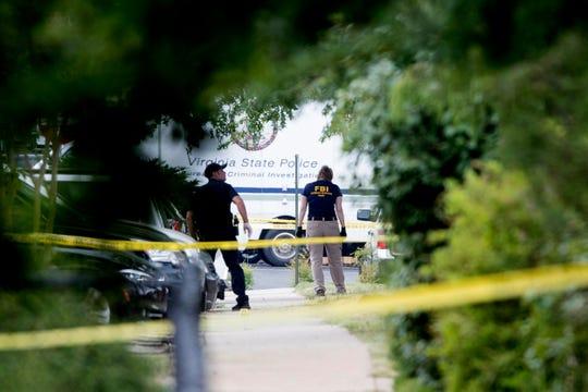 Un tiroteo en oficinas municipales de la localidad de Virginia Beach (Virginia) dejó el viernes al menos 11 muertos y 6 heridos.