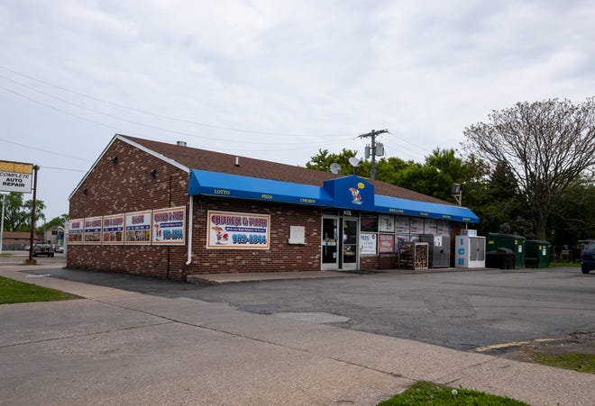 The owner of Party Express is looking to rebuild the business with a new building on 10th Street, between Griswold and Oak Streets in Port Huron. The expansion, which will involve demolishing the current building as well as some adjacent residences,  will include gas station pumps and an expanded merchandise and takout menu.