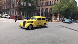 The street rod parade rumbled through York on Friday as part of the 2019 Street Rod Nationals East show, running May 31-June 2 at York Expo Center.