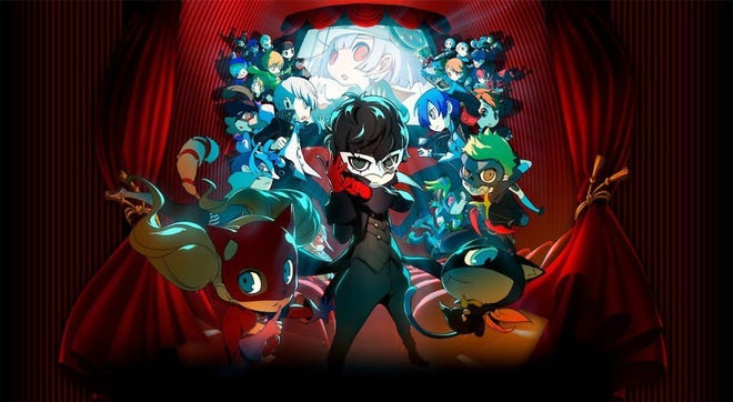 Persona Q2: New Cinema Labyrinth for Nintendo 3DS.