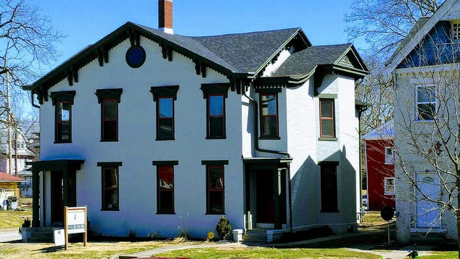 Indiana Landmarks and Richmond Neighborhood Restoration restored the Seybold House and soon will offer it for sale.