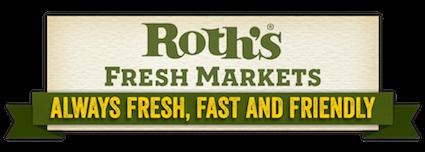 Roth's Fresh Markets Logo