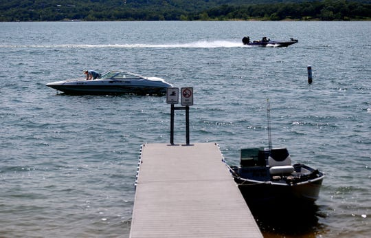 Table Rock Lake remains a popular and safe place for people to boat, fish and swim, from a water-quality standpoint.