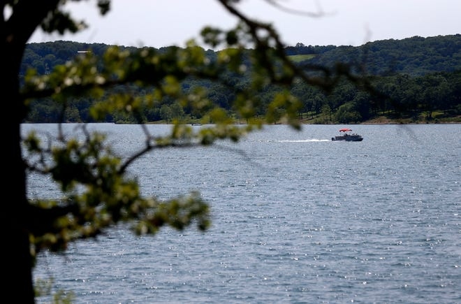 Table Rock Lake's visibility diminished slightly in 2018, according to the 2019 Watershed Status Report.