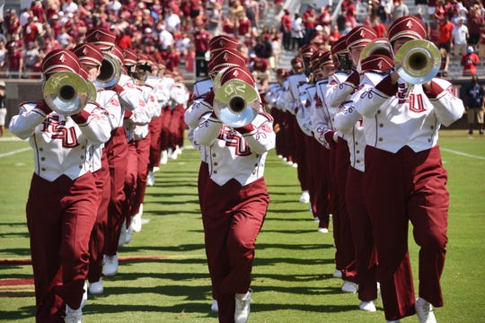 Florida State's Marching Chiefs  will be in France next week where the band will be participating in France's D-Day Normandy Parade.