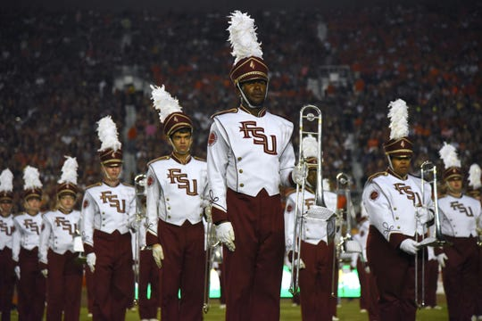 Florida State's Marching Chiefs are flying to France on Monday where  the band will participate in France's official D-Day Normandy Parade.