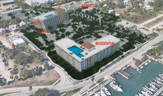 Virgin Trains USA submitted a proposal to build a train station, five-story, 100-bed hotel, and five-story condos with retail at the 7-acre H.D. King site in downtown Fort Pierce.
